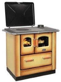 Standard 312 sideros for Stufe a legna con forno e piano cottura